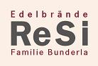 ReSi Edelbrände Logo